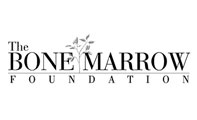 Be a lifeline; The Bone Marrow Foundation logo